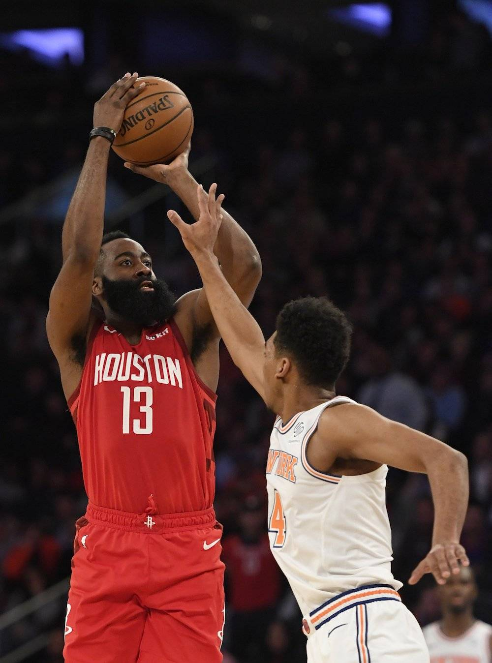 James Harden. / Getty Images