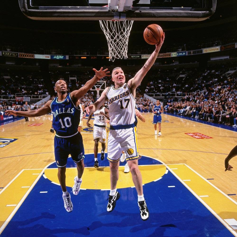 Chris Mullin. / Getty Images