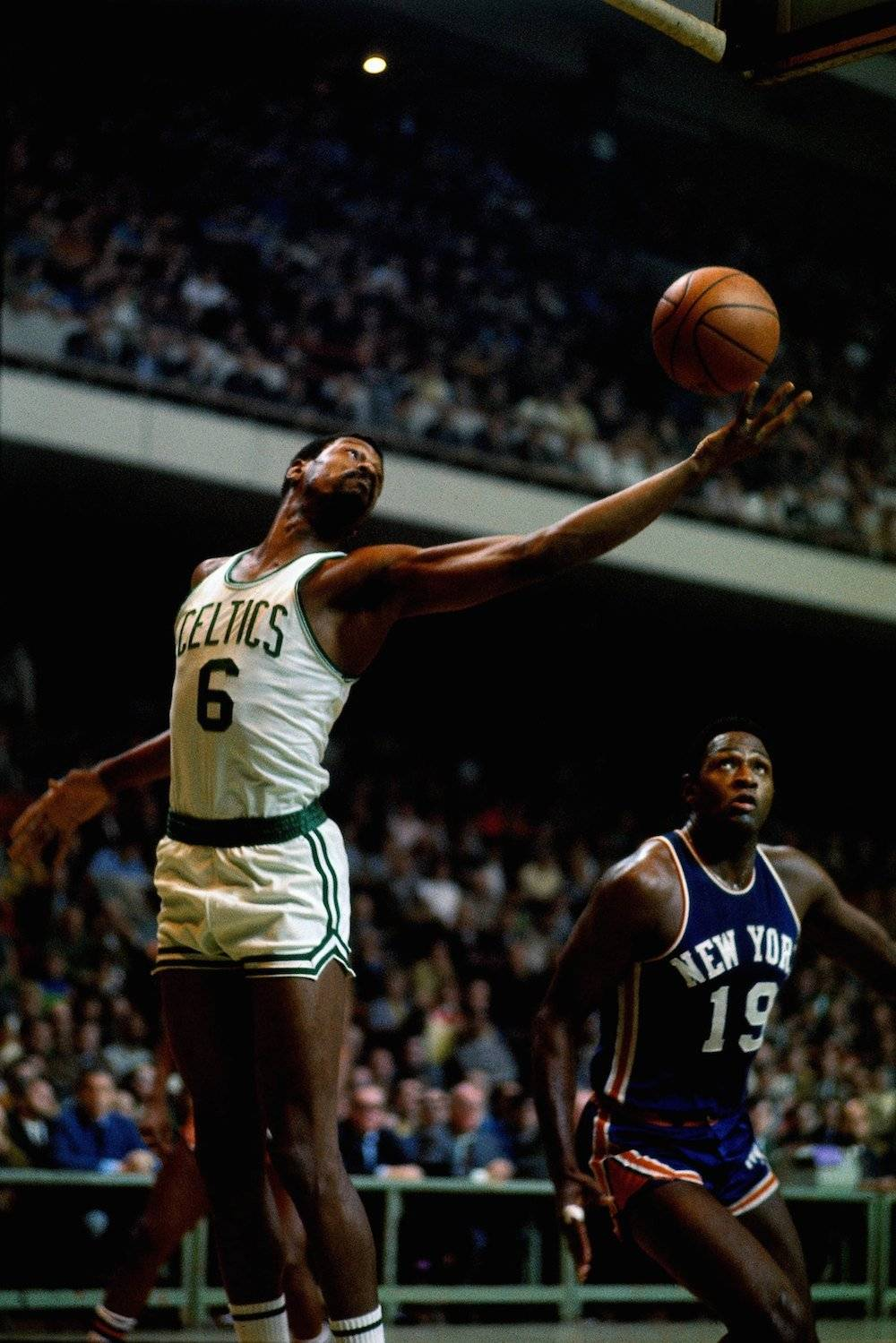 Bill Russell / Getty Images