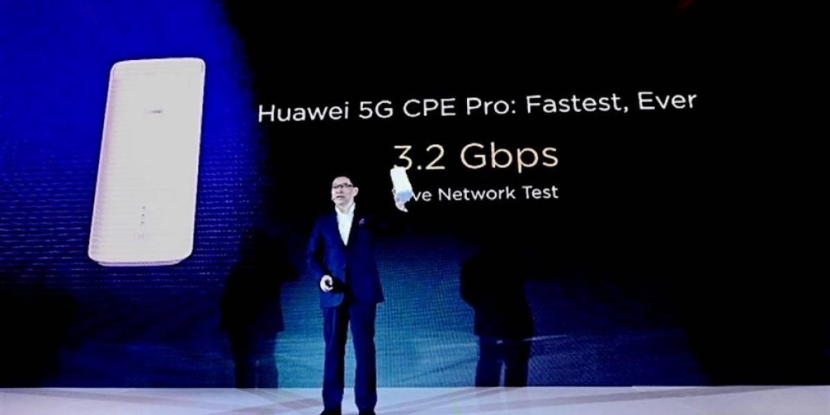 Huawei presentará su primer móvil 5G en el próximo MWC de Barcelona