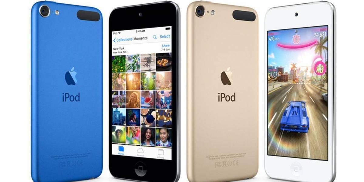 Rumor: iPod Touch podría convertirse en un dispositivo centrado en videjuegos