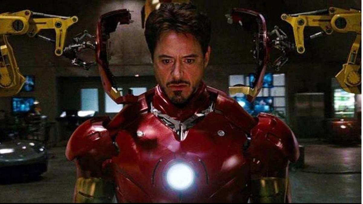 Iron Man Internet
