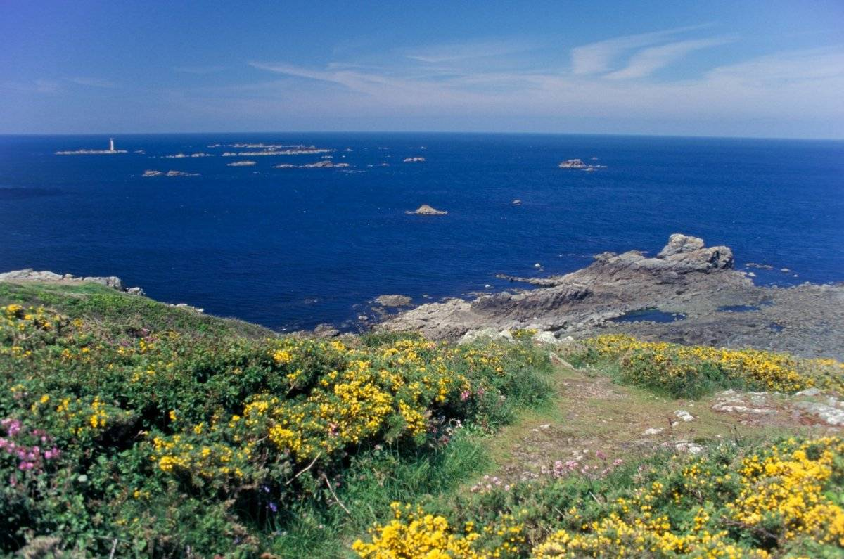 Isla de Guernsey-Getty images