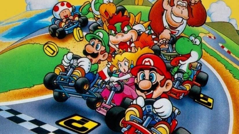 Mario Kart Tour Marzo