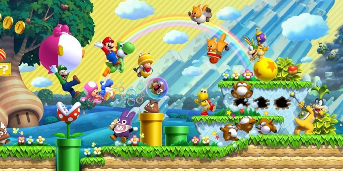 Ahora para llevar: Review de New Super Mario Bros. U Deluxe [FW Labs]