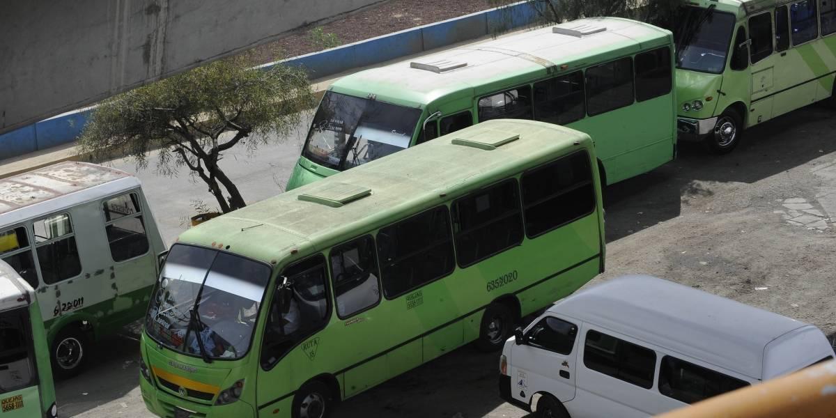 Transportistas se oponen a la instalación de GPS en las unidades; el programa arranca esta semana