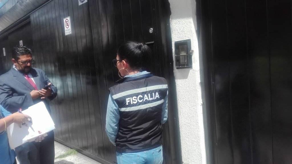 Fiscalía Ecuador