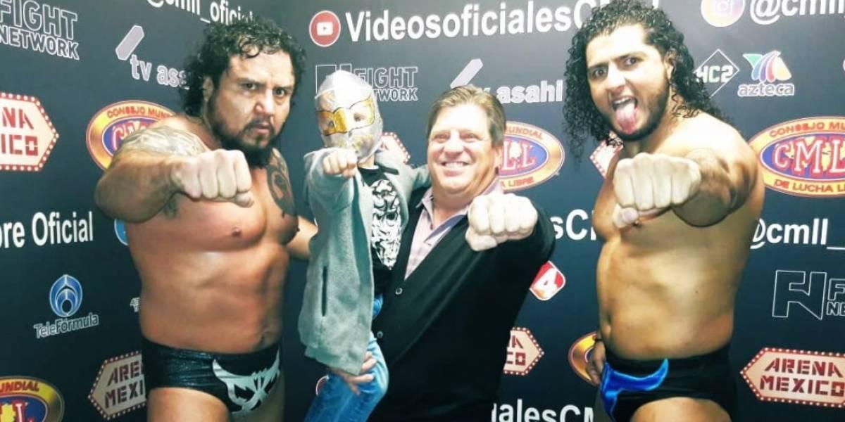 Los Ingobernables quieren hacer de las suyas en la Arena México