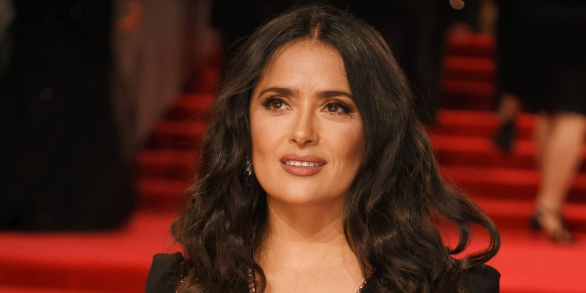 Marvel quiere a Salma Hayek en The Eternals