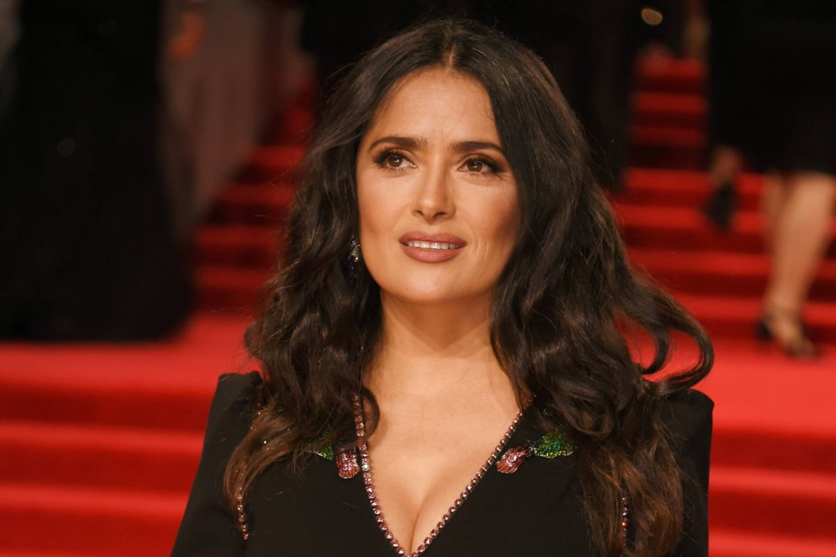 2019 Salma Hayek nude (67 foto and video), Tits, Hot, Feet, see through 2020