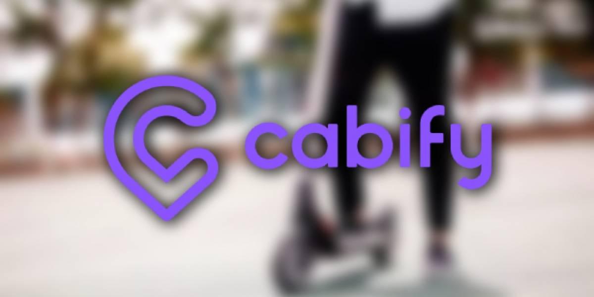 Cabify apuesta por scooters y motos eléctricas en México