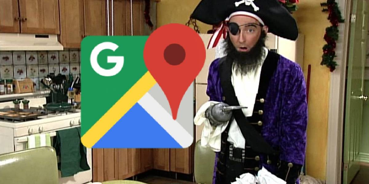 Precaución: Hay aplicaciones falsas que se hacen pasar por Google Maps