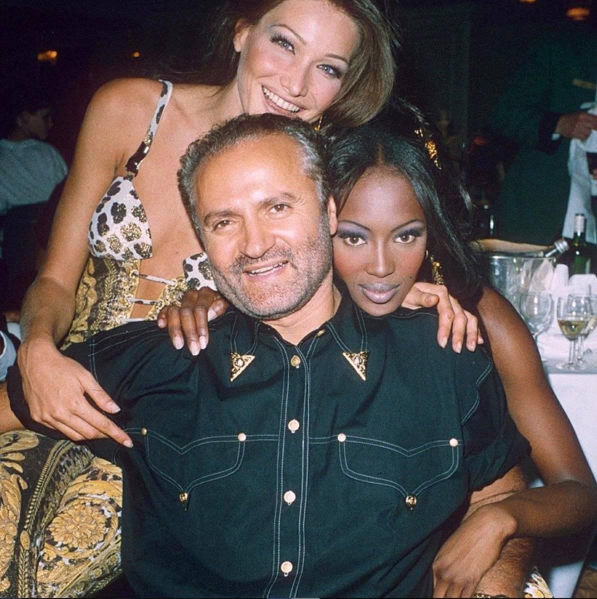 de qué estaba enfermo Gianni Versace