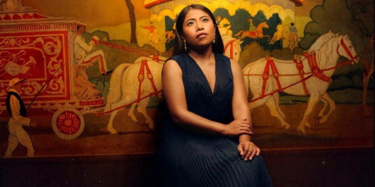 Yalitza Aparicio comparte portada de Vanity Fair con estrellas de Hollywood