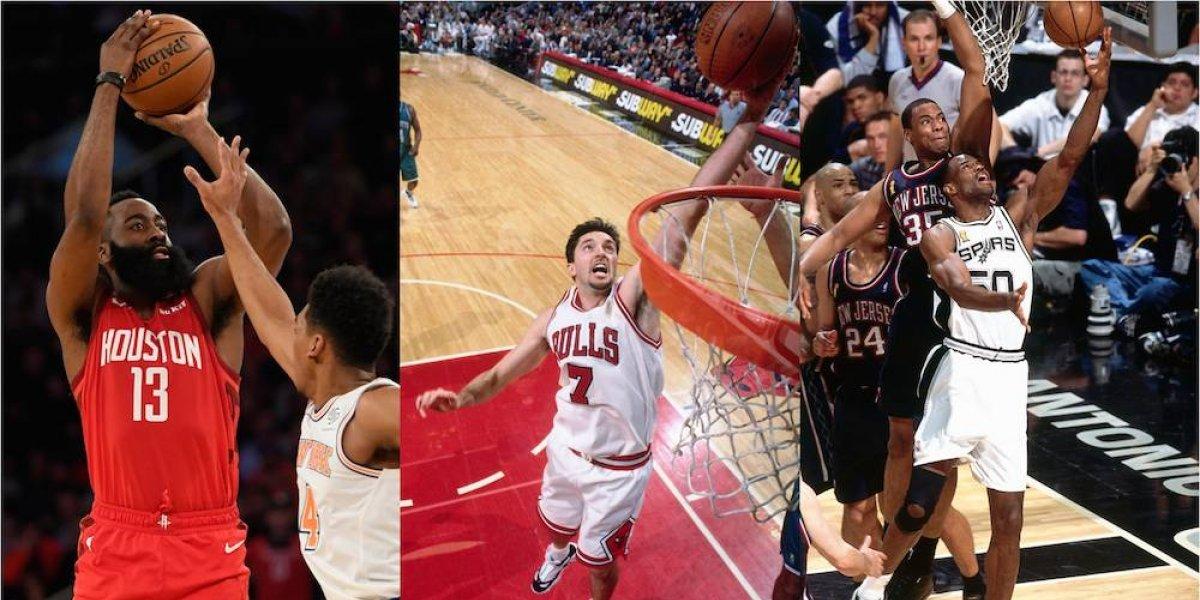 ¿Quién es el mejor jugador zurdo en la historia de la NBA?