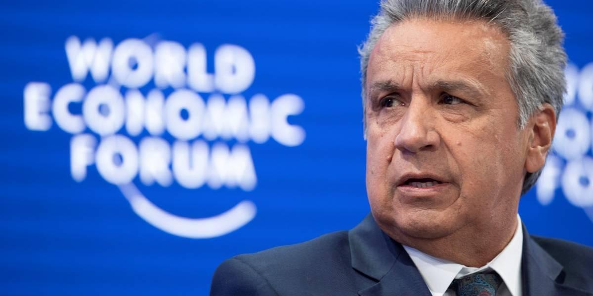 Venezuela: Lenín Moreno reitera apoyo a Juan Guaidó pero pide nuevas elecciones cuanto antes