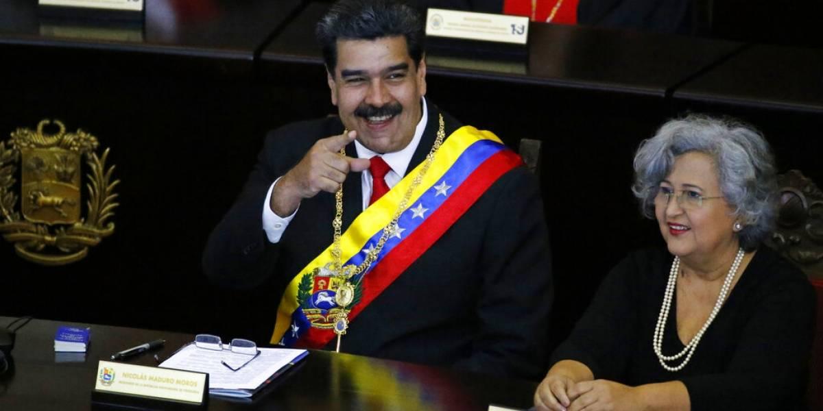 """Maduro llama al diálogo y Guaidó le responde: """"Primero el cese de la usurpación"""""""