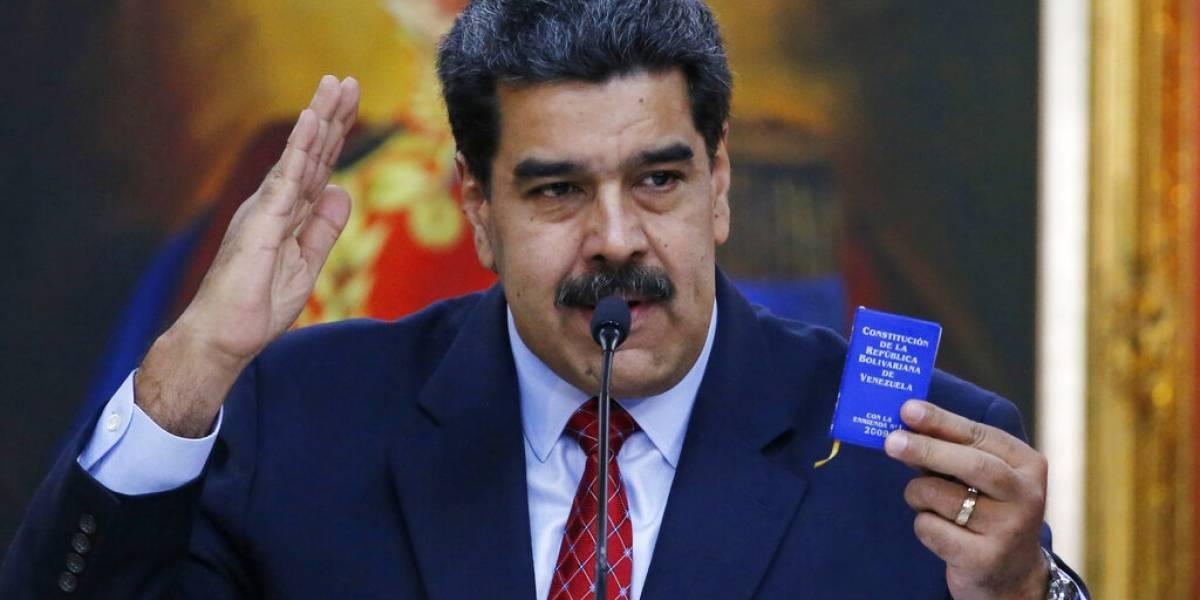 """Nicolás Maduro asegura estar """"listo para el diálogo"""" con Guaidó"""