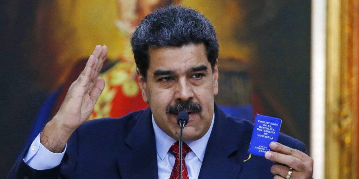 Nicolás Maduro rechaza ultimátum de la Unión Europea