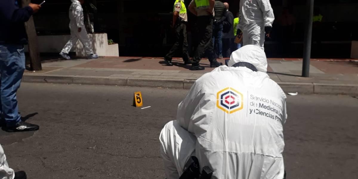 Fiscalía coordinan primeras investigaciones del asesinato de Fernando Casanova, esposo de Rina Campain