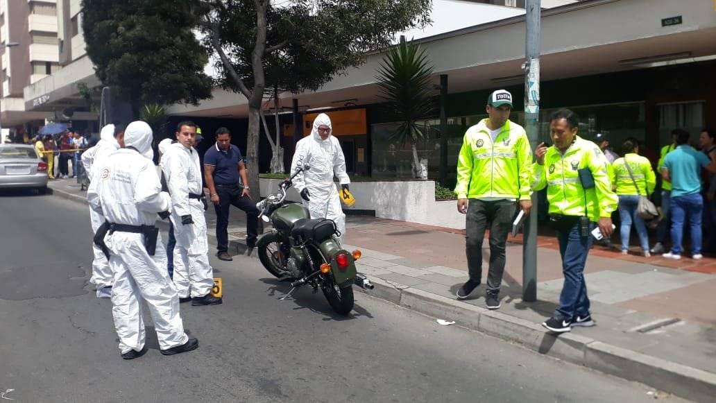Matan al esposo de la asambleísta Rina Campain en Quito Óscar Ayo, Metro Ecuador