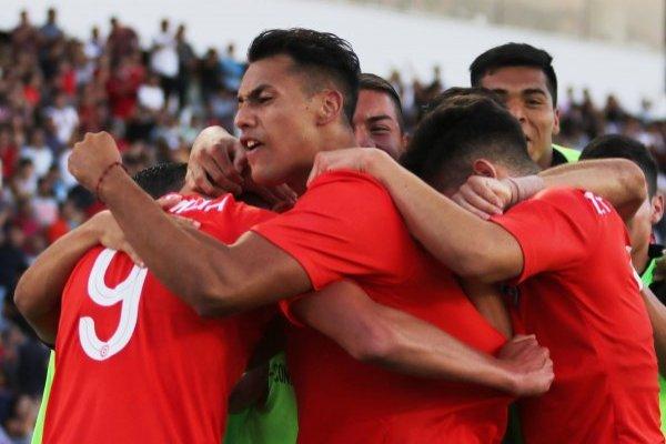 Chile busca un empate que lo clasifique / imagen: Agencia UNO