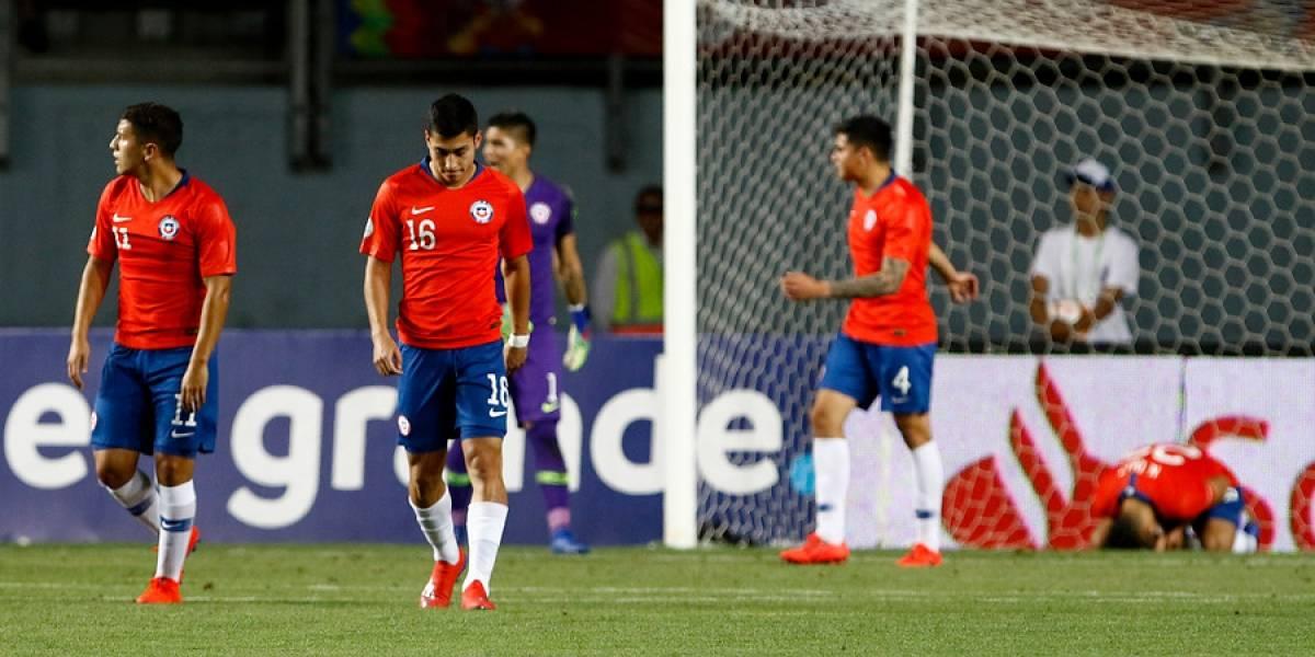 Así vivimos la agónica derrota de la Roja ante Colombia que selló el fracaso chileno en el Sudamericano Sub 20