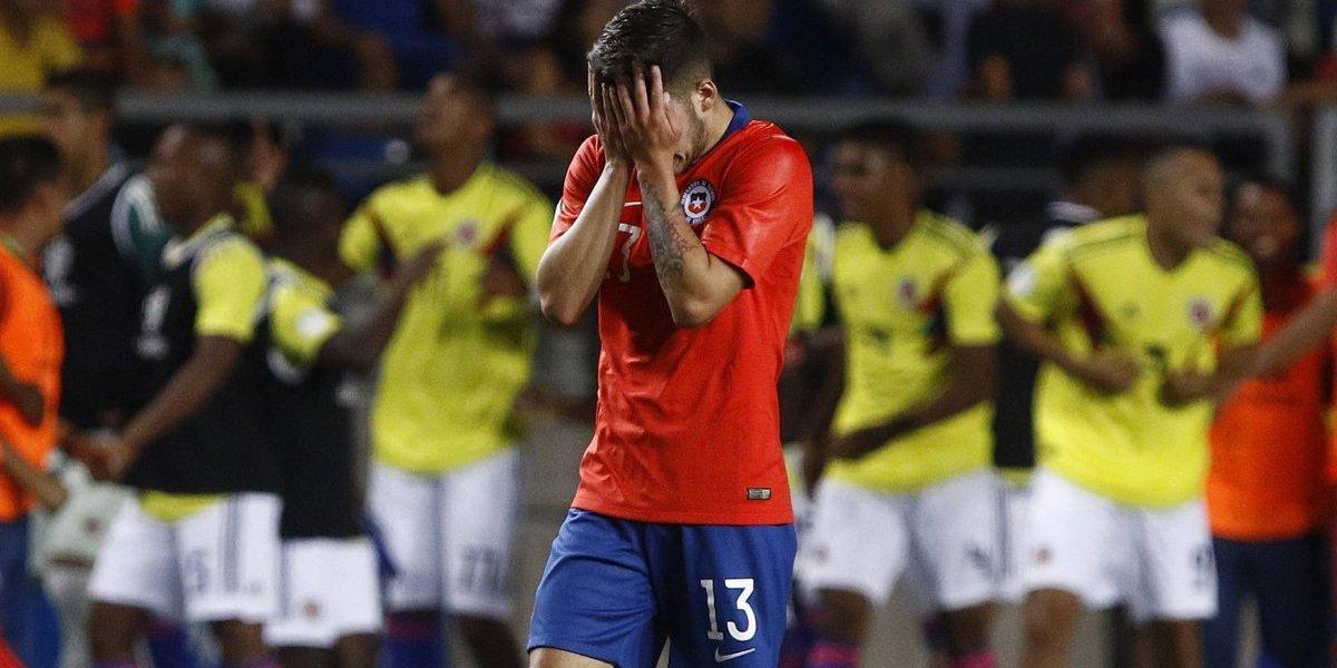 Papelón por dónde se le mire: Crónica de la vergonzosa eliminación de Chile del Sudamericano Sub 20