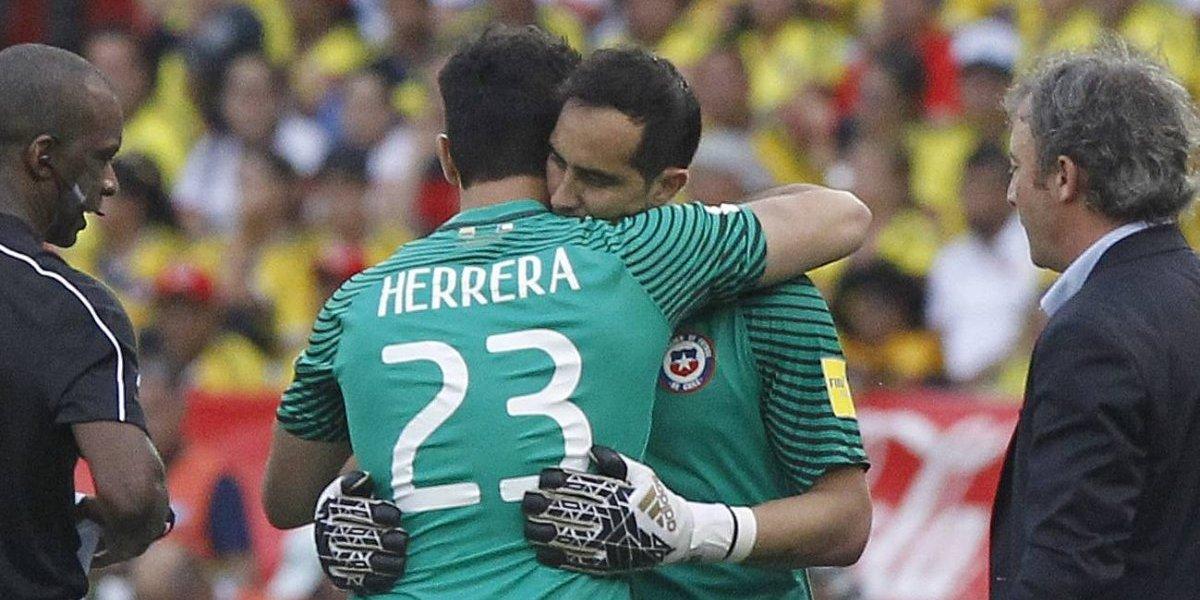 """Herrera y la tensión en la Roja: """"Hay que limar asperezas, cuando llamen a Claudio se podrá conversar"""""""
