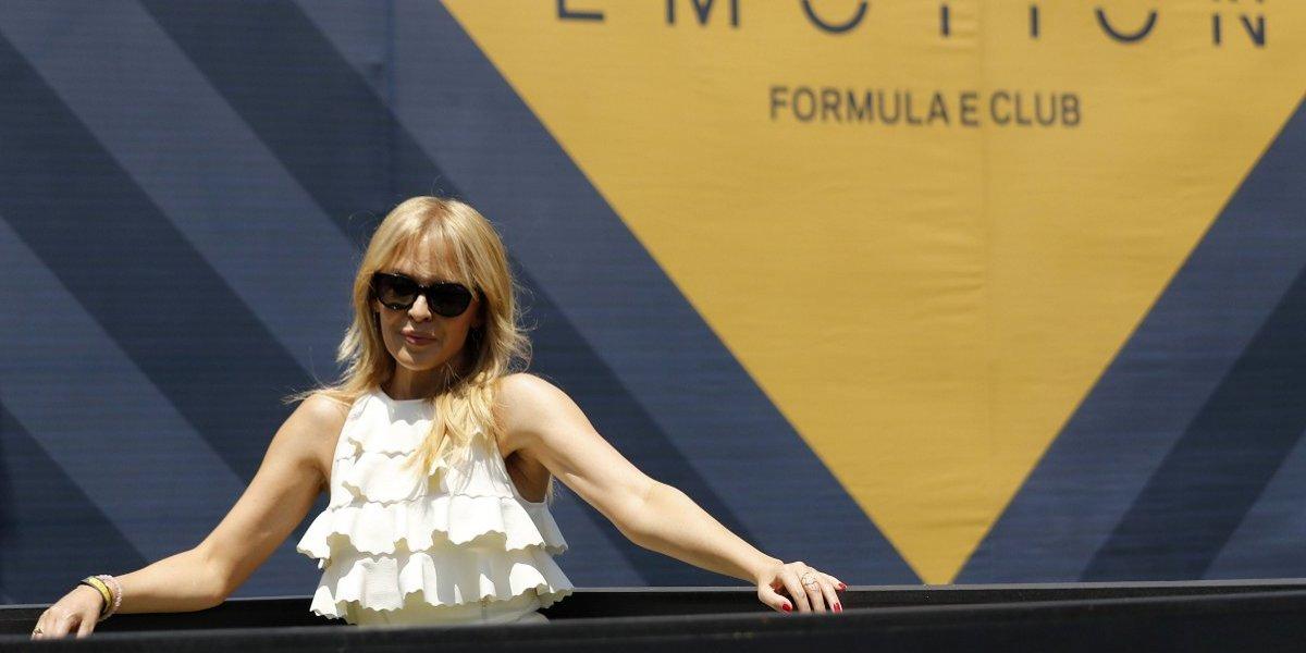 La Formula E suma a Rita Ora para su fecha en Santiago