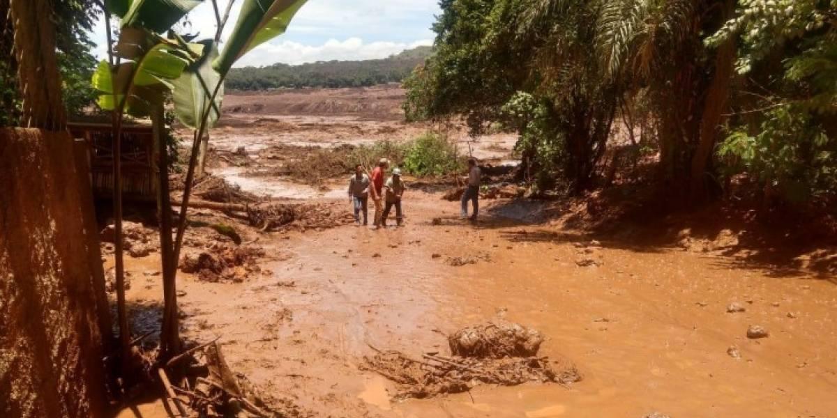 Resultado de imagem para Desastre na Barragem do Córrego do Feijão