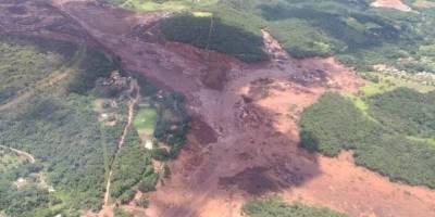 BRASIL-PRESA DESPLOMADA