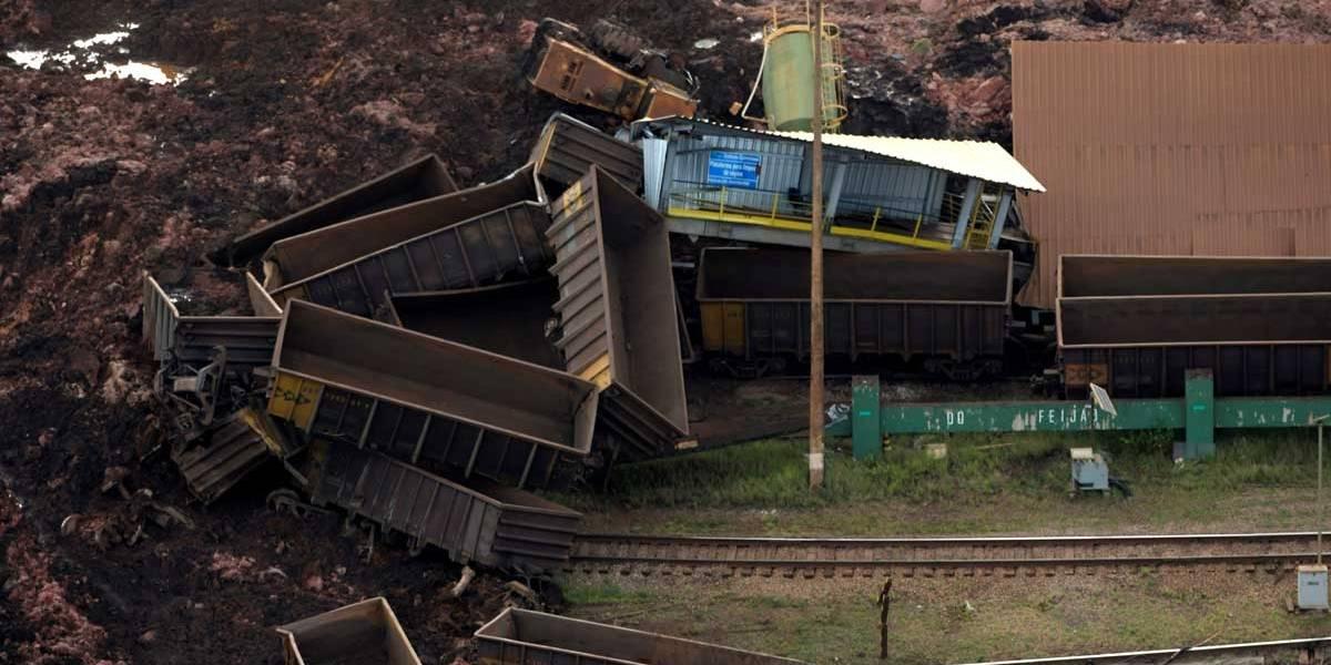 Barragem da Vale no MS tem fiscalização de emergência por alto risco de rompimento