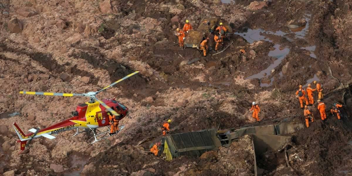 Brumadinho: Familiares de trabalhadores da Vale fazem buscas por conta própria; veja lista de desaparecidos