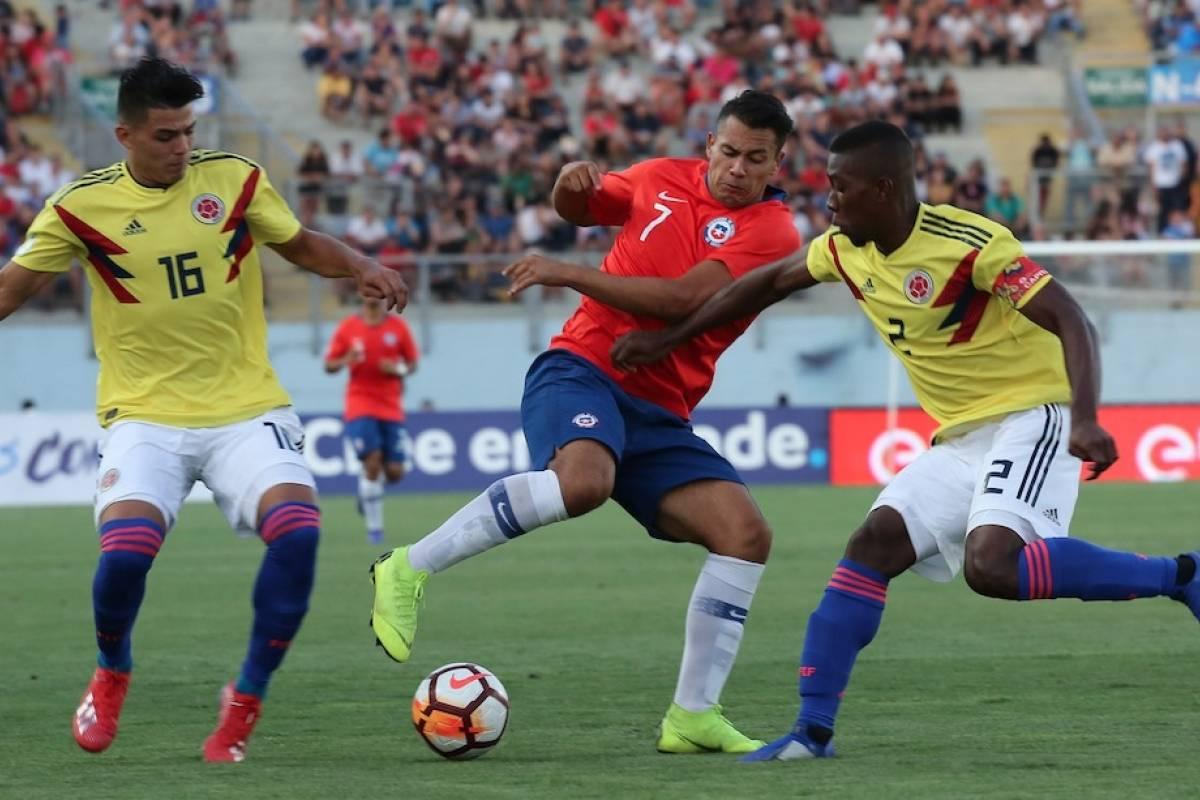 Sub 20 Chile 2019: Resumen Y Gol De Colombia VS Chile Del