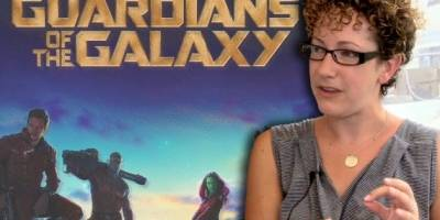 Nicole Perlman, guionista de Guardianes de la Galaxia