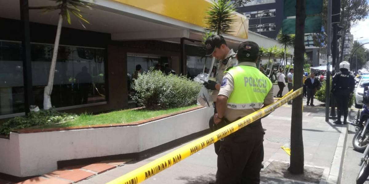 Quito: Reacciones en redes tras el asesinato de Fernando Casanova, del esposo de Rina Campain