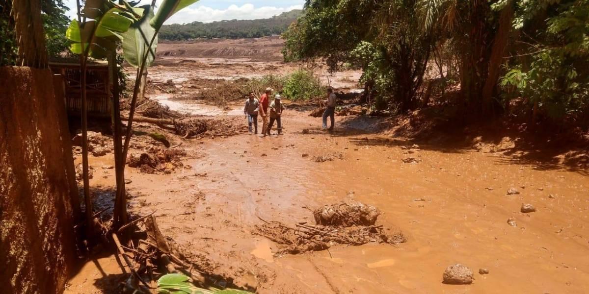Brumadinho: novo rompimento pode provocar mais vítimas que em Mariana