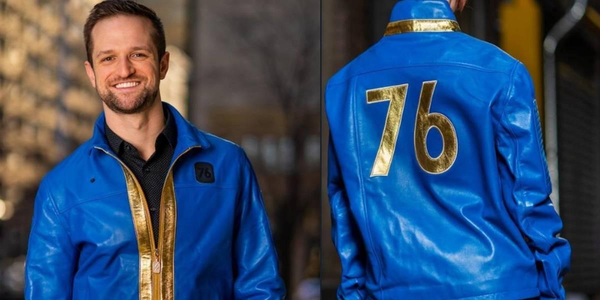 Bethesda anuncia chaqueta de Fallout 76 y los jugadores no han dejado de criticarla