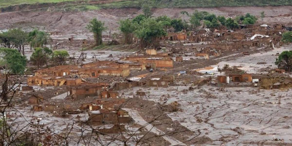 Brasil: 7 muertos y más de 150 desaparecidos por la rotura de gigantesca presa