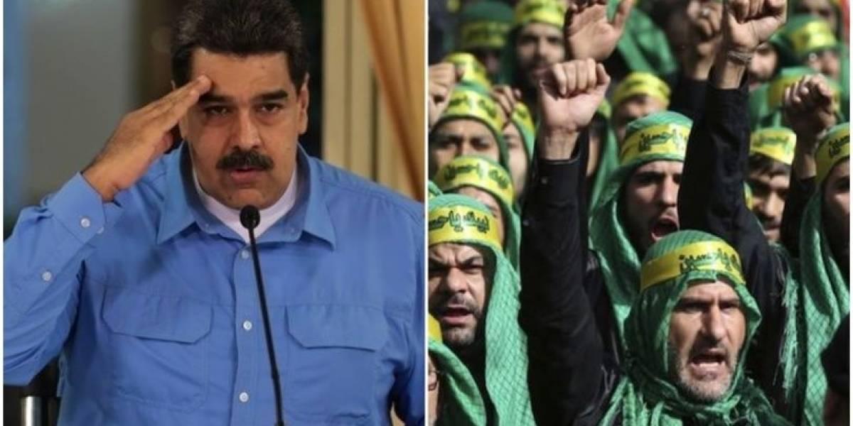 Grupo terrorista Hezbollah emitió comunicado en respaldó al régimen de Nicolás Maduro