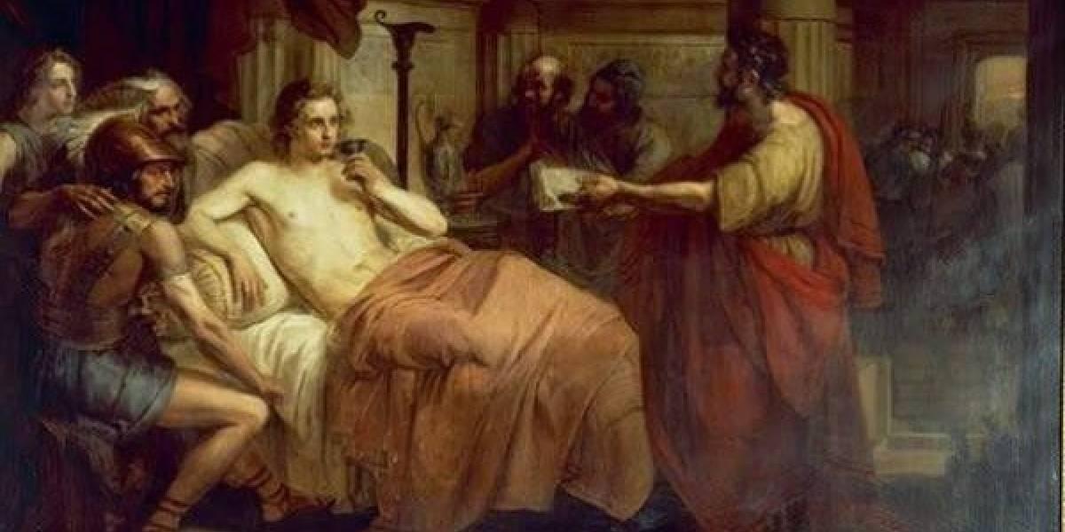 Descubren la verdad de la muerte de Alejandro Magno: estuvo seis días vivo, pero lo declararon muerto