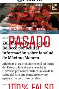 Máximo Menem