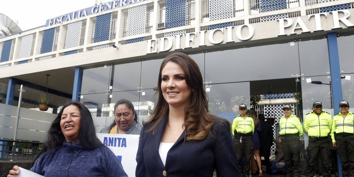 Asamblea desvinculará a los asesores de la legisladora Ana Galarza