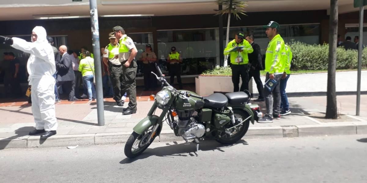 Quito: Asamblea Nacional se pronuncia ante asesinato del esposo de Rina Campain
