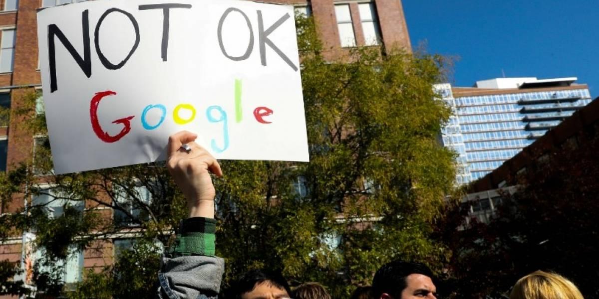 Google recibe duras críticas por pretender limitar la organización de sus trabajadores