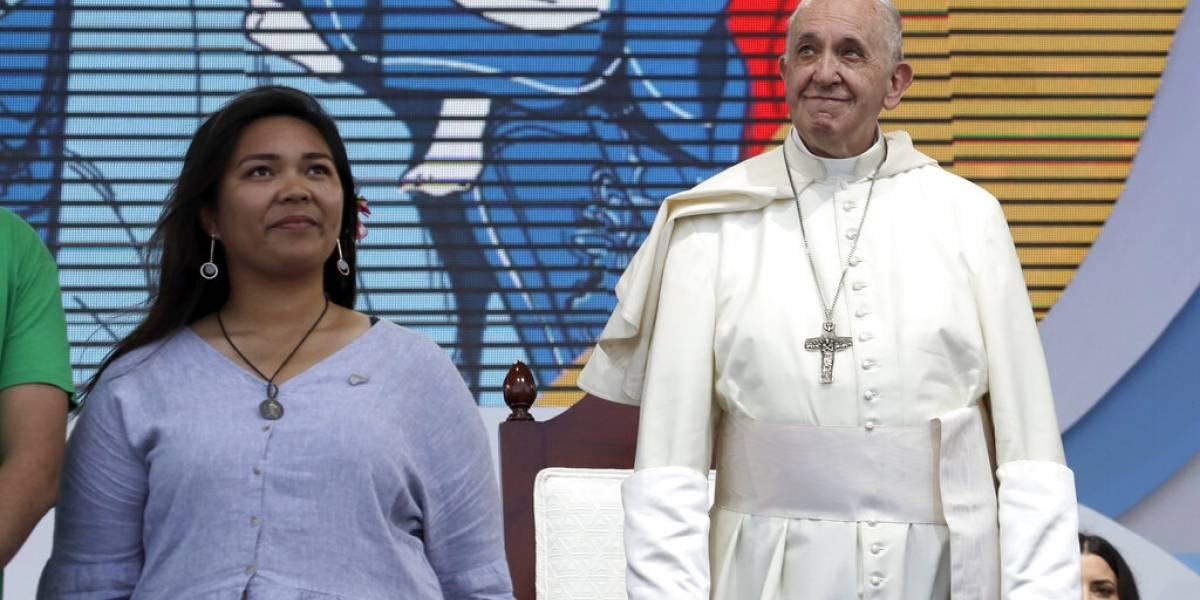Papa lleva Jornada Mundial de la Juventud a jóvenes presos