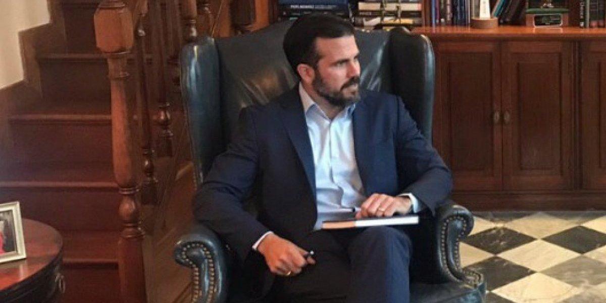 Gobernador sostiene reuniones con vicepresidente de los Estados Unidos y líderes del Concilio de Gobiernos Estatales
