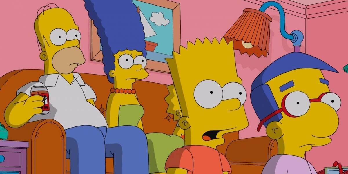 Matt Groening, creador de Los Simpson, vinculado con el pederasta Jeffrey Epstein