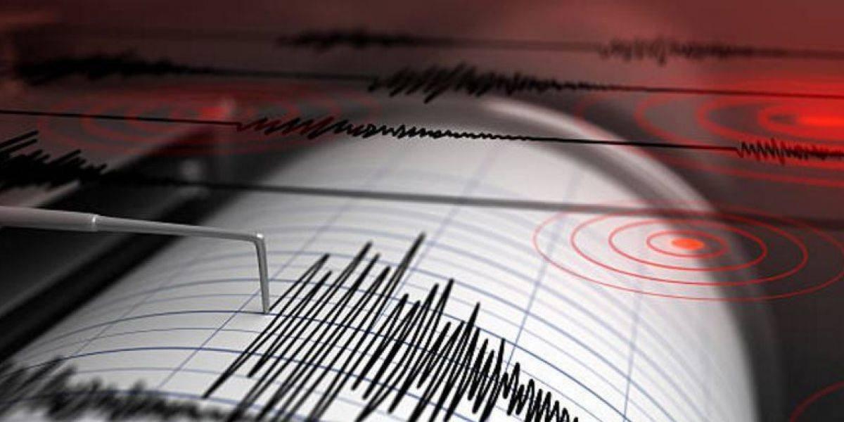 Registran sismo de magnitud 4,1 frente a las costas de Ecuador